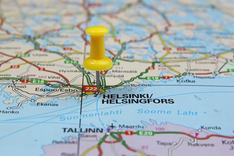 популярные районы Финляндии